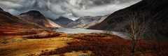 Golden Autumn at Wast Water (Dave Massey Photography) Tags: wastwater lakedistrict cumbria landscape