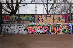 Lord / Jobs / Bioe / Pickles / Rate / Name26 (Alex Ellison) Tags: bioe etb smc rate fbs name name26 dds southlondon urban graffiti graff boobs halloffame