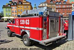 539[K]63 - GLM 16 Ford F-350 Super Duty/E-One - OSP Jordanów (Pawel Bednarczyk) Tags: ksu ksu4p98 warszawa 539k63 539k64 539k glm16 glmb ford f350 super duty superduty eone osp ksrg ochotnicza straż pożarna jordanów suski małopolska małopolskie lekki gaśniczy terenowy amerykański 250p40 250p sapsp szkoła aspirantów poznań engine firebrigade feuerwehr pompiers
