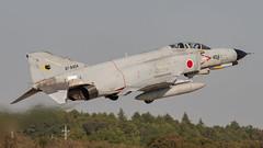 F-4EJ 87-8404 301 Squad 10-18-0092 (justl.karen) Tags: hyakuri japan jasdf 2018 ibaraki f4