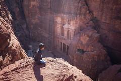 The Treasury, Petra (Sitoo) Tags: ancient jordan maan nabataeans petra raqmu sevenwonders westernasia worldheritage basin travel