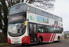 Bus Eireann VWD28 (151G2259). (Fred Dean Jnr) Tags: buseireannroute220 volvo buseireann vwd28 151g2259 ovens cork february2019 b5tl wright wrightbus eclipse gemini3