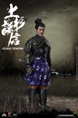 COOMODEL 20190120 CM-SE043 Uesufi Kenshin 上杉谦信 - 10 (Lord Dragon 龍王爺) Tags: 16scale 12inscale onesixthscale actionfigure doll hot toys coomodel samurai