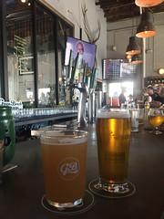 Green Bench brews (st_asaph) Tags: cloudyipa ipa brewpub greenbenchsunshinecity greenbenchlevitation greenbenchbrewing stpete craftbeer