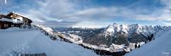 Evening in the Alps (Piotr Grodzicki) Tags: austria mountains alps winter sunshine