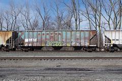 Berea 062 (Fan-T) Tags: pc cr conrail penn central green h54 berea