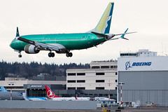 2019_03_12 Boeing 737 MAX 8 file-3 (jplphoto2) Tags: 737 737max 737max8 bfi boeing boeing737 boeing737max8 boeingfield jdlmultimedia jeremydwyerlindgren kbfi seattle aircraft airline airplane airport aviation