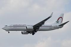 CN-RNU (LIAM J McMANUS - Manchester Airport Photostream) Tags: cnrnu royalairmaroc marocair at ram boeing b737 b738 738 b73h 73h boeing737 boeing737800 egcc manchester man