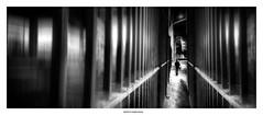 Le mitard ... (michel di Méglio) Tags: marseille bw monochrome silverefexpro noiretblanc street rue streetview