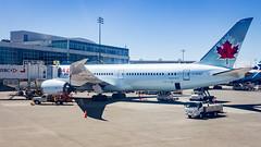 Boeing 787-9 Dreamliner C-FKSV Air Canada (William Musculus) Tags: plane spotting aviation airplane william musculus cfksv air canada boeing 7879 dreamliner vancouver international yvr cyvr