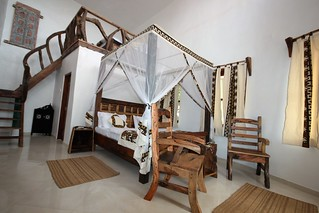 Shaba Boutique Hotel luxe bed room