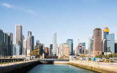 Chicago RIver DSC04446 (nianci pan) Tags: chicago illinois urban city cityscape architecture buildings river chicagoriver urbanlandscape landscape sony sonya7rii nianci pan