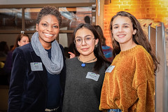 Women's Giving Circle Networking Event at Westover School (2019)