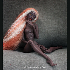 "Black beauty (collection ""Call me doll"") Tags: ollectioncallmedoll tinawhite sculpture bodysculpting sculpt legitbjd collectionbjd artistcast fashiondoll inspire creative resindoll bjddoll bjdphotography explore dollmaker collectiblebjd ooakartdoll artdoll bjdartist handmade balljointeddoll bjd"