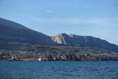 Taillefer @ Plage du Bout du Lac @ Doussard @ Walk in Sources du Lac d'Annecy (*_*) Tags: february afternoon 2019 hiver winter savoie sourcesdulacdannecy walk randonnée nature hiking mountain marche europe france hautesavoie 74 annecy doussard