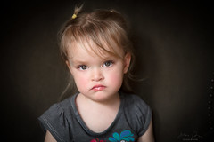Grouchy Toddler with a Fever ({jessica drossin}) Tags: jessicadrossin child toddler kid baby cheeks face portrait sick wwwjessicadrossincom cute tamron canon