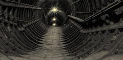 Laura wk09 Hidden London  2 (Laura Hedgehog) Tags: london dark hidden metro transport tube tunnel underground workshop