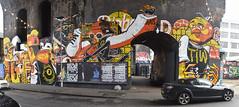 Mural/ Graffiti / Street Art, Custard Factory, Birmingham. (Manoo Mistry) Tags: nikon nikond5500 tamron tamron18270mmzoomlens birmingham birminghampostandmail englanduk digbeth streetart mural graffiti