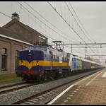 Rail Experts 1251 + BTE 186 295, Culemborg thumbnail