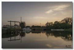 river nene (jonallard) Tags: rivernene river waterscape boats reflections