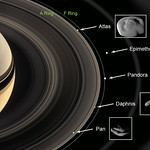 NASA's Cassini Finds Saturn's Rings Coat Tiny Moons thumbnail