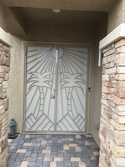 """Double Palm French Door • <a style=""""font-size:0.8em;"""" href=""""http://www.flickr.com/photos/113341785@N07/40559190063/"""" target=""""_blank"""">View on Flickr</a>"""