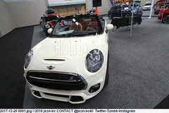 2017-12-29 6991 CARS Indy Auto Show 2018 - Mini (Badger 23 / jezevec) Tags: mini minicooper 2018 20171229 indy auto show indyautoshow indianapolis indiana jezevec new current make model year manufacturer dealers forsale industry automotive automaker car 汽车 汽車 automobile voiture αυτοκίνητο 車 차 carro автомобиль coche otomobil automòbil automobilių cars motorvehicle automóvel 自動車 سيارة automašīna אויטאמאביל automóvil 자동차 samochód automóveis bilmärke தானுந்து bifreið ავტომობილი automobili awto giceh 2010s indianapolisconventioncenter autoshow newcar carshow review specs photo image picture shoppers shopping