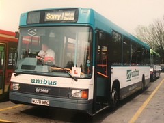 N370 VRC (nevetsyam1404) Tags: unibus nottsderby wellglade trentbuses trent trentbarton b46f sigma optare optaresigma lance dennis dennislance 370 n370vrc