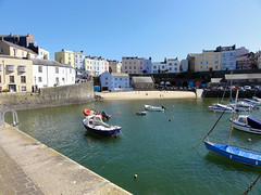 Photo of Tenby, Wales