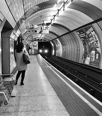 Bond Street (R~P~M) Tags: train railway station londonunderground jubileeline bondstreet london england uk unitedkingdom greatbritain