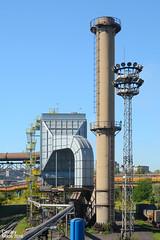 Huta im. T. Sendzimira (obecnie ArcelorMittal Poland Oddział Kraków) - Wielkie Piece, elektrofiltr namiarowni wielkiego pieca nr 5. / Tadeusz Sendzimir Iron&Steel Works (currently ArcelorMittal Poland Unit in Kraków) - electrostatic precipitator. (Cezary Miłoś Przemysł w fakcie i obrazie) Tags: cezarymiłoś cezarymiłośfotografiaprzemysłowa cezarymiłośfotografiaindustrialna cezarymilosindustrialphotography cezarymilos 2016 electrostaticprecipitator elektrofiltr odpylaczelektrostatyczny elektrofiltrnamiarowni komin kominstalowy odpylnia odpylanie elektrofilter wielkipiec huta hutnictwo hütte hutaimtsendzimira hutasendzimira hts heavyindustry hochofen małopolska małopolskie metalurgia metallurgy metalurgiaekstrakcyjna ochronaśrodowiska kraków cracow poland polska polen przemysłciężki przemysłmineralny przemysłmetalurgiczny industry industrial industrie industrialarchitecture ironworks ironsteelworks eisenwerk hutalenina hutaimlenina arcelormittal architekturaprzemysłowa arcelormittalpoland arcelormittalpolandoddziałkraków доменнаяпечь металлургическийзавод