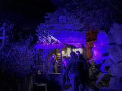 Fright Nights 2018 (ThemeParkMedia) Tags: thorpe park fright nights theme halloween sanctum the walking dead living nightmare rides roller coasters big top scary spooky do or die platform 15