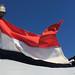 The flag, Hurghada, Egypt
