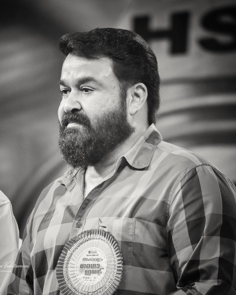 Lucifer Lalettan: The World's Best Photos Of Lalettan And Mohanlal