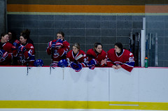 CanadiennesFeb9_12 (c.szto) Tags: les canadiennes womens hockey cwhl toronto furies