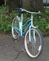 Kind of fun (Jer*ry) Tags: bike bicycle rescue refurb cruiser americanstyle madeinchina founditems neighborhood