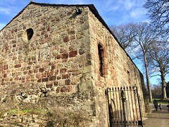 (Yorkshire Churches) Tags: chapel church skipton roman catholic anglican st john evangelist gothic yorkshire castle