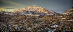 Mount Timpanogos Utah (boysoccer3) Tags: utah byu utahvalley utahcounty orem provo wasatch timpanogos dji mavic djimavicpro2