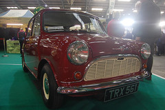 Best Mini photos #1 - my favourite flavour is Cherry Red (Charley's Keeper) Tags: car mini minis 1960s 1950s 1959 morris bmc miniminor morrisminiminor red cherryred