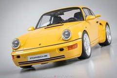 Porsche 911 (964) turbo S Light weight (Lukas Hron Photography) Tags: porsche 911 964 turbo s lightweight turbos 112 resin model resinmodel cmr classicmodelreplicars