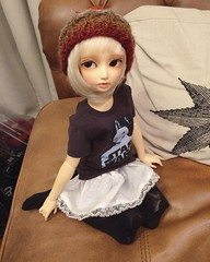 Blue (KarenBJD) Tags: bjd ball jointed doll cp delf soony