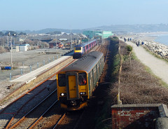150232 Penzance (Marky7890) Tags: gwr 150232 class150 sprinter 2c45 penzance railway cornwall cornishmainline train