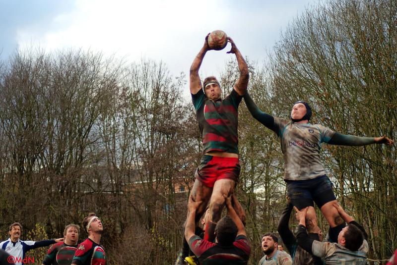 Senioren 2 Rugby Mechelen - Visé