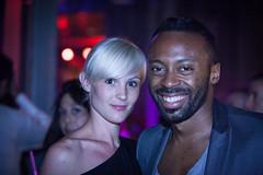 _MG_4714 (Denis Tassin) Tags: portrait party fête night club brussels bruxelles beautiful girl man fille homme model summer été