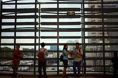 Manila commuters (Tom Helleboe) Tags: