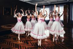 Ballet dancers #2 (Unicorn.mod) Tags: 2019 female females girl girls dance dancer ballet canon