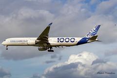 F-WMIL Airbus Industrie Airbus A350-1041 - cn 059 (Florent Péraudeau) Tags: fwmil airbus industrie a3501041 cn 059a350 35k 1041 rr rolls royce 1000 059 a350 350 toulouse toulouseblagnac toulouselfbo blagnac lfbo tls tlstoulouse florent péraudeau floxpapa floxpapatls lfbotoulouse