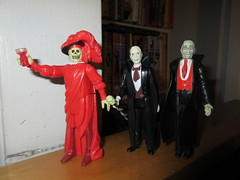 Mask of the Red Death Phantom Toasting 8192 (Brechtbug) Tags: mask red death phantom opera masque funko super7 reaction remco minimonsters figure from 1980 lon chaney sr eric paris monster dusty action universal monsters new york city 2018 france convict devil s island scary horror terror halloween fright toy toys creatures shadow ghoul teacher mentor victor hugo skull like shadows creepy sideshow 1980s nyc creature super 7 seven