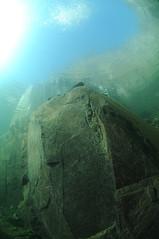 NorthWales-VivianQuarry-201802-14 (Tony J Gilbert) Tags: snowdonia llanberis northwales viviandivecentre vivianquarry mountsnowdon diving aquatic freshwater quarry floodedquarry nikon d300