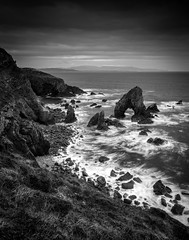 Crohy Head (peter_beagan) Tags: landscape irish ireland donegal coast county ngc canon 5d 5diii mk3 formatt hitech filters water seascapes long exposure movement photography bw ocean rock sky grass sea